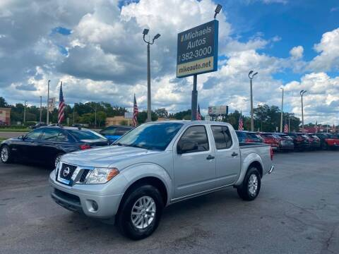 2016 Nissan Frontier for sale at Michaels Autos in Orlando FL