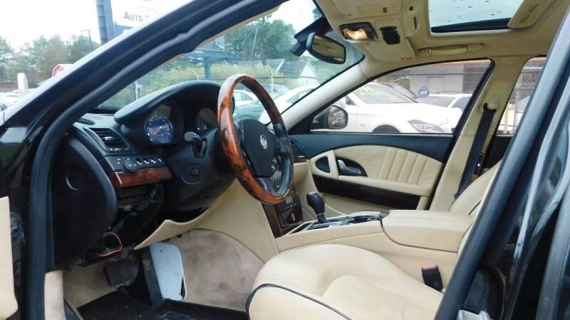 2009 Maserati Quattroporte 4dr Sedan - Jonesboro GA