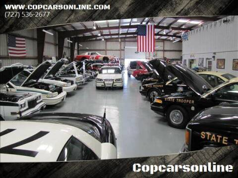 2011 Museum Photos Car Show for sale at Copcarsonline in Largo FL