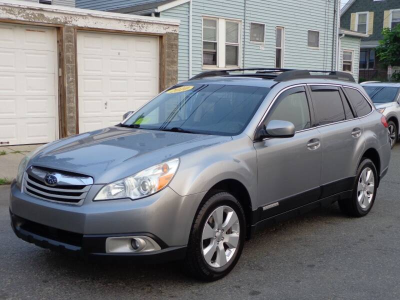2010 Subaru Outback for sale at Broadway Auto Sales in Somerville MA