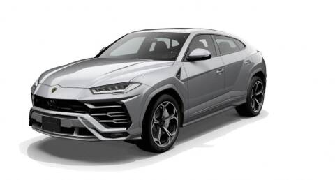 2020 Lamborghini Urus for sale at Bespoke Motor Group in Jericho NY