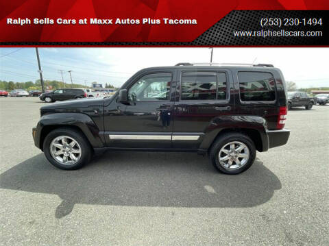2011 Jeep Liberty for sale at Ralph Sells Cars at Maxx Autos Plus Tacoma in Tacoma WA