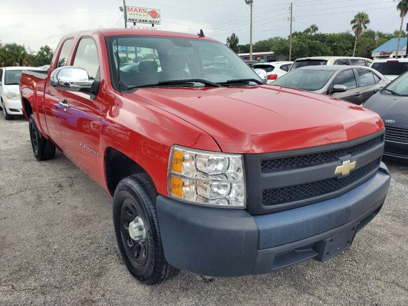 2007 Chevrolet Silverado 1500 for sale at Mars auto trade llc in Kissimmee FL
