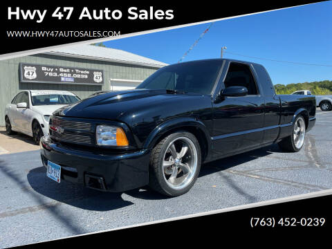 1996 GMC Sonoma for sale at Hwy 47 Auto Sales in Saint Francis MN