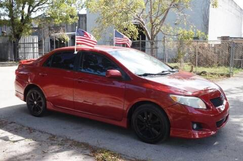 Toyota Corolla for sale at SUPER DEAL MOTORS in Hollywood FL