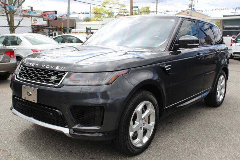 2018 Land Rover Range Rover Sport for sale at Grasso's Auto Sales in Providence RI