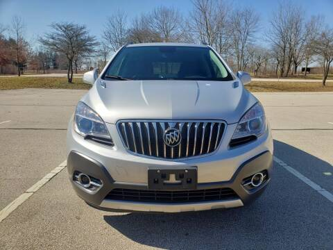 2015 Buick Encore for sale at Hy-Way Sales Inc in Kenosha WI