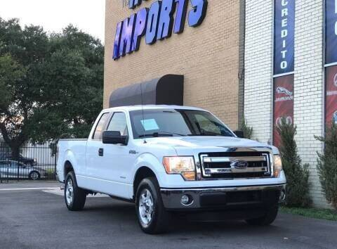 2013 Ford F-150 for sale at Auto Imports in Houston TX