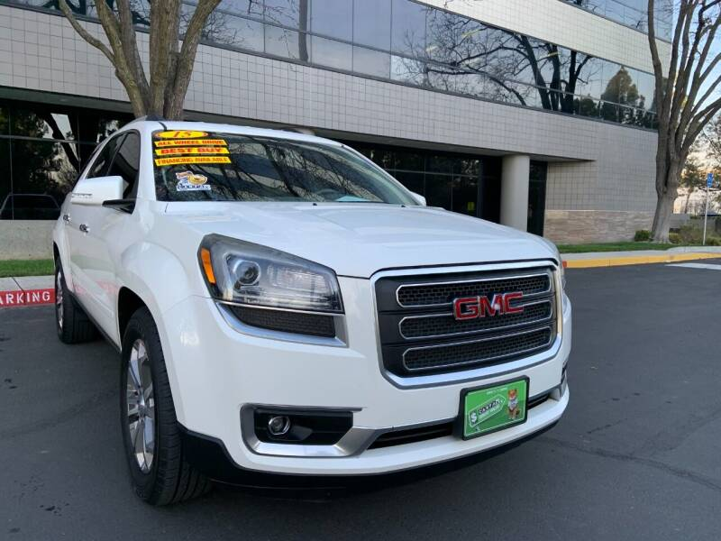 2015 GMC Acadia for sale at Right Cars Auto Sales in Sacramento CA