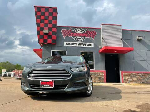 2015 Ford Fusion for sale at Chema's Autos & Tires in Tyler TX