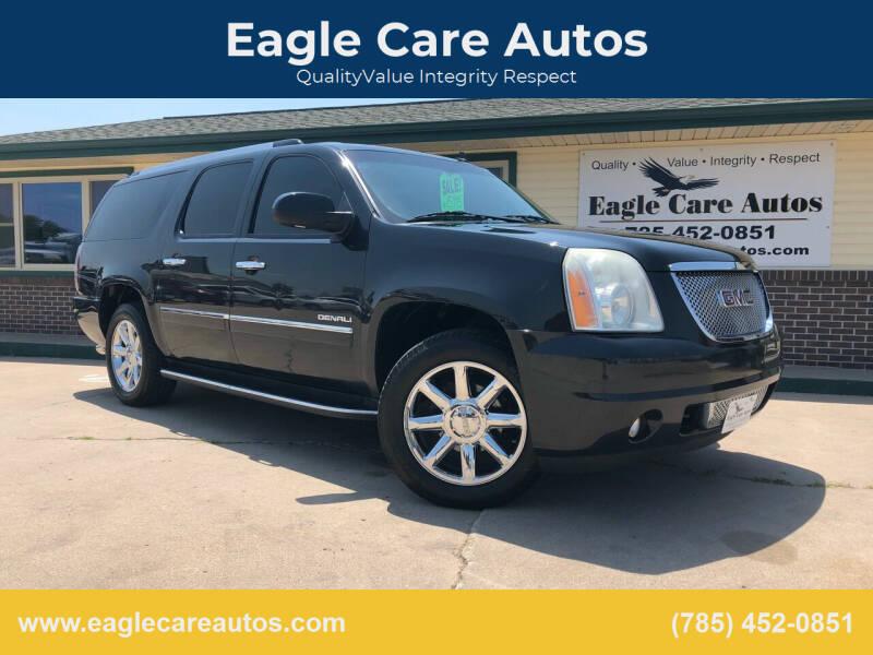 2011 GMC Yukon XL for sale at Eagle Care Autos in Mcpherson KS