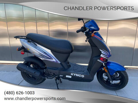 2018 Kymco Agility 125 for sale at Chandler Powersports in Chandler AZ