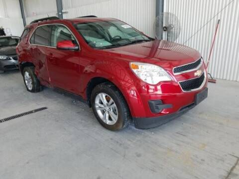2013 Chevrolet Equinox for sale at Varco Motors LLC - Builders in Denison KS