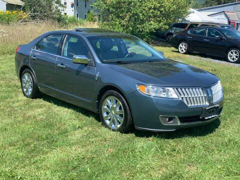 2012 Lincoln MKZ for sale at Saratoga Motors in Gansevoort NY
