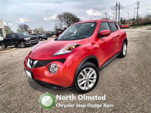2017 Nissan JUKE for sale at North Olmsted Chrysler Jeep Dodge Ram in North Olmsted OH