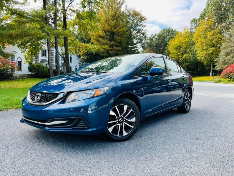 2014 Honda Civic for sale at Y&H Auto Planet in West Sand Lake NY