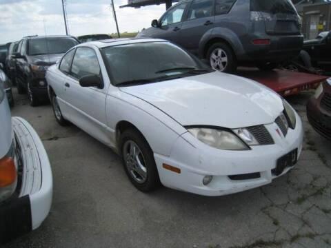 2004 Pontiac Sunfire for sale at BEST CAR MARKET INC in Mc Lean IL