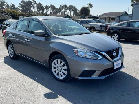 2018 Nissan Sentra for sale at HARE CREEK AUTOMOTIVE in Fort Bragg CA