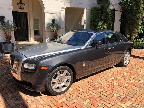 2012 Rolls-Royce Ghost for sale at Prestigious Euro Cars in Fort Lauderdale FL