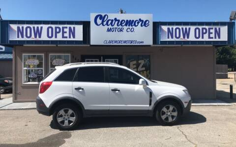 2013 Chevrolet Captiva Sport for sale at Claremore Motor Company in Claremore OK