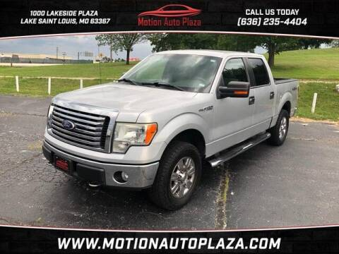 2010 Ford F-150 for sale at Motion Auto Plaza in Lakeside MO
