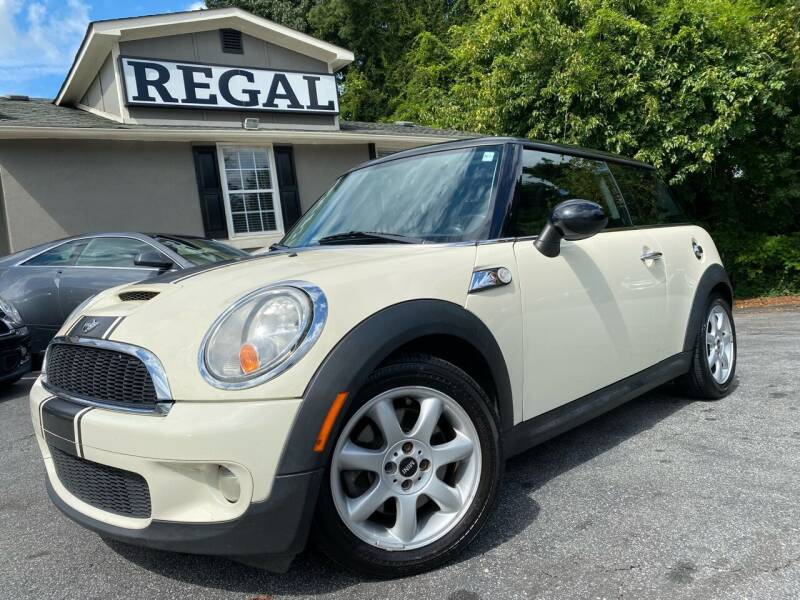 2009 MINI Cooper for sale at Regal Auto Sales in Marietta GA
