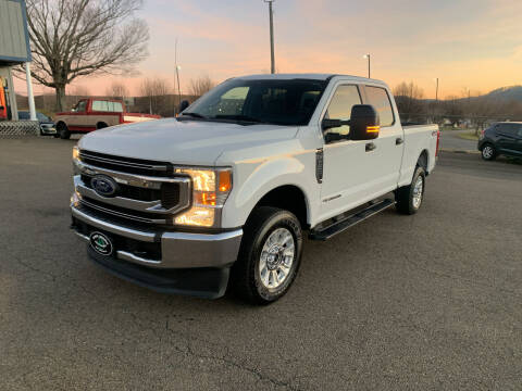 2020 Ford F-250 Super Duty for sale at Steve Johnson Auto World in West Jefferson NC