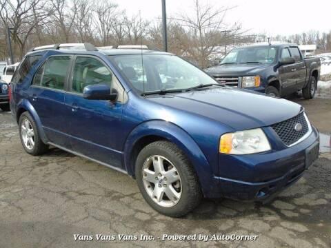 2005 Ford Freestyle for sale at Vans Vans Vans INC in Blauvelt NY
