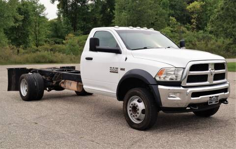2018 RAM Ram Chassis 5500 for sale at KA Commercial Trucks, LLC in Dassel MN