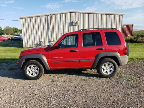 2003 Jeep Liberty for sale at BROTHERS AUTO SALES in Eagle Grove IA