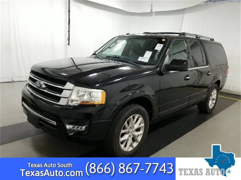2017 Ford Expedition EL for sale in Houston, TX