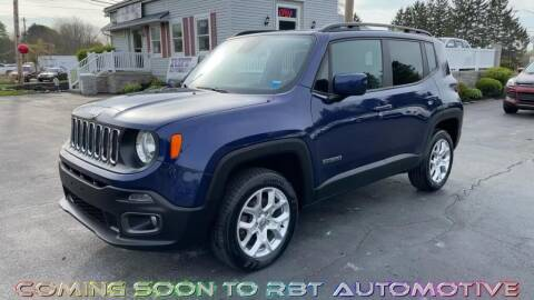 2017 Jeep Renegade for sale at RBT Automotive LLC in Perry OH
