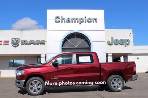 2022 RAM Ram Pickup 1500 for sale at Champion Chevrolet in Athens AL