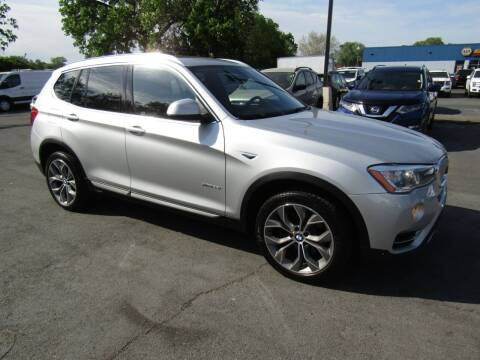 2017 BMW X3 for sale at 2010 Auto Sales in Troy NY