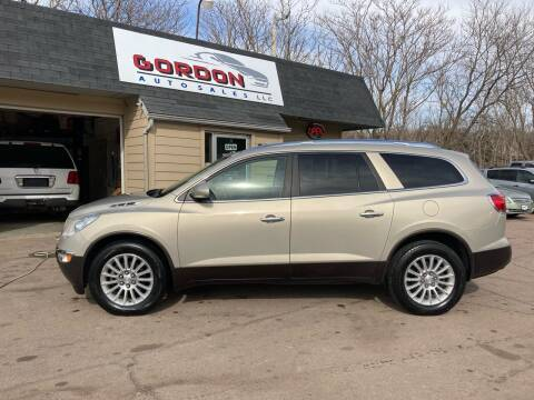 2011 Buick Enclave for sale at Gordon Auto Sales LLC in Sioux City IA