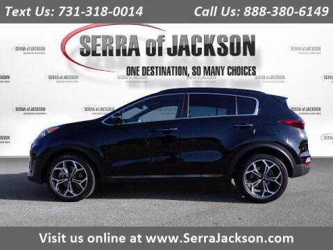 2021 Kia Sportage for sale at Serra Of Jackson in Jackson TN