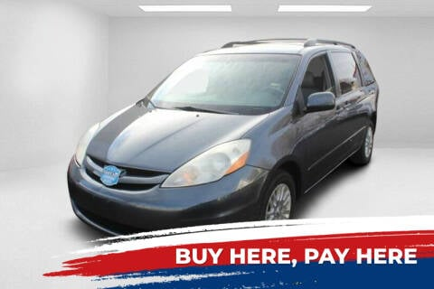 2008 Toyota Sienna for sale at Rochester Auto Mall in Rochester MN
