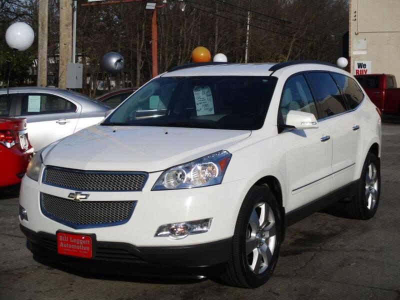 2012 Chevrolet Traverse for sale at Bill Leggett Automotive, Inc. in Columbus OH