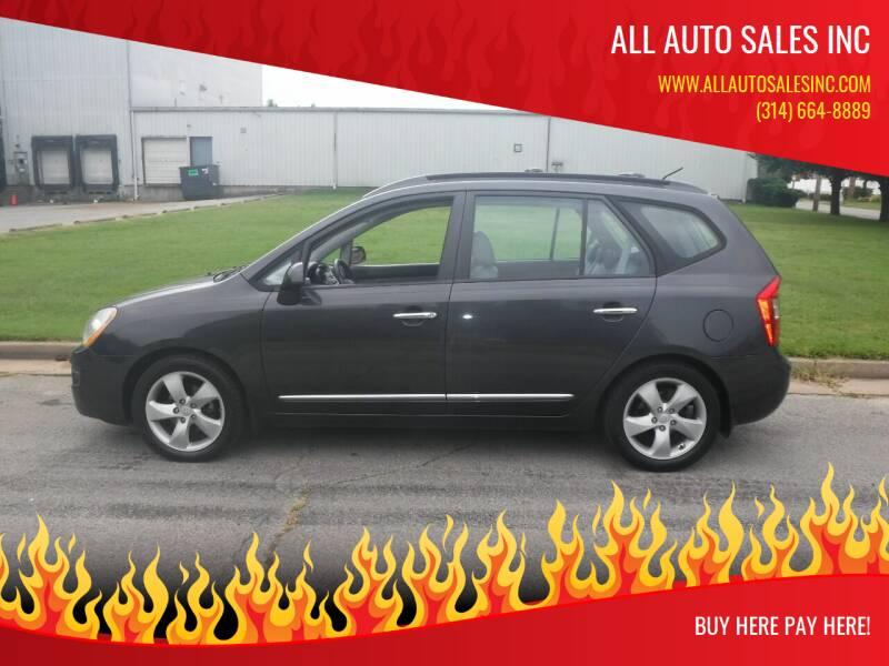 2007 Kia Rondo for sale at ALL Auto Sales Inc in Saint Louis MO
