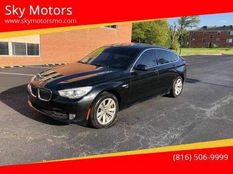 2011 BMW 5 Series for sale at Sky Motors in Kansas City MO