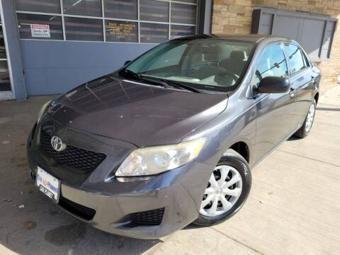 2009 Toyota Corolla for sale at Car Planet Inc. in Milwaukee WI