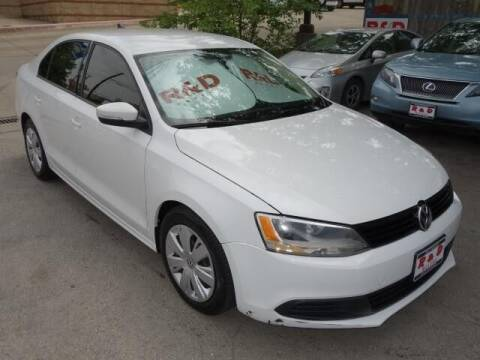 2014 Volkswagen Jetta for sale at R & D Motors in Austin TX