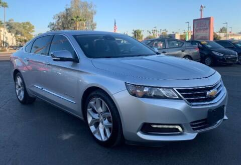 2014 Chevrolet Impala for sale at Brown & Brown Wholesale in Mesa AZ