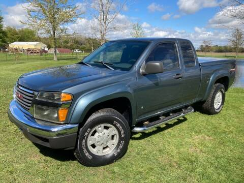 2006 GMC Canyon for sale at K2 Autos in Holland MI