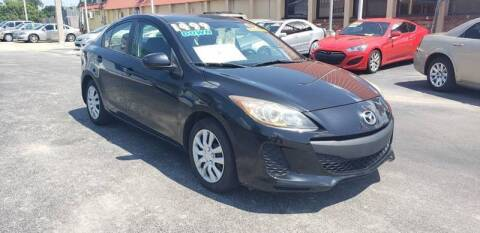 2012 Mazda MAZDA3 for sale at City Automotive Center in Orlando FL