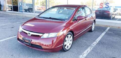 2008 Honda Civic for sale at Carz Unlimited in Richmond VA