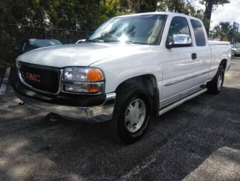 2001 GMC Sierra 1500 for sale at JacksonvilleMotorMall.com in Jacksonville FL
