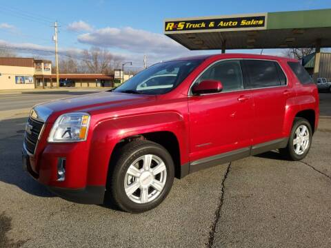 2014 GMC Terrain for sale at R & S TRUCK & AUTO SALES in Vinita OK