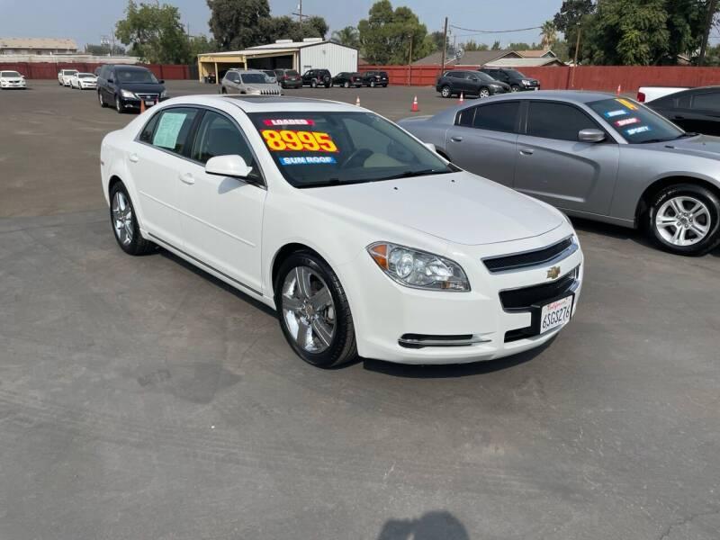 2011 Chevrolet Malibu for sale at Mega Motors Inc. in Stockton CA