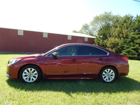 2015 Subaru Legacy for sale at Wheels Unlimited in Smith Center KS